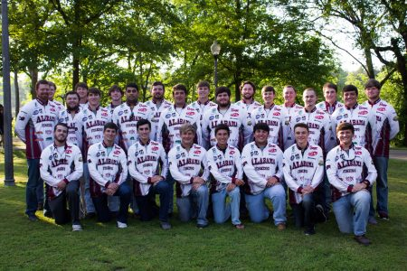 Picture of the 2017 Fishing Club