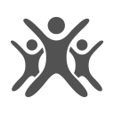 group exercise icon
