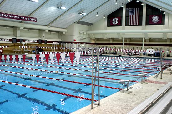 Aquatic Center-50M Pool