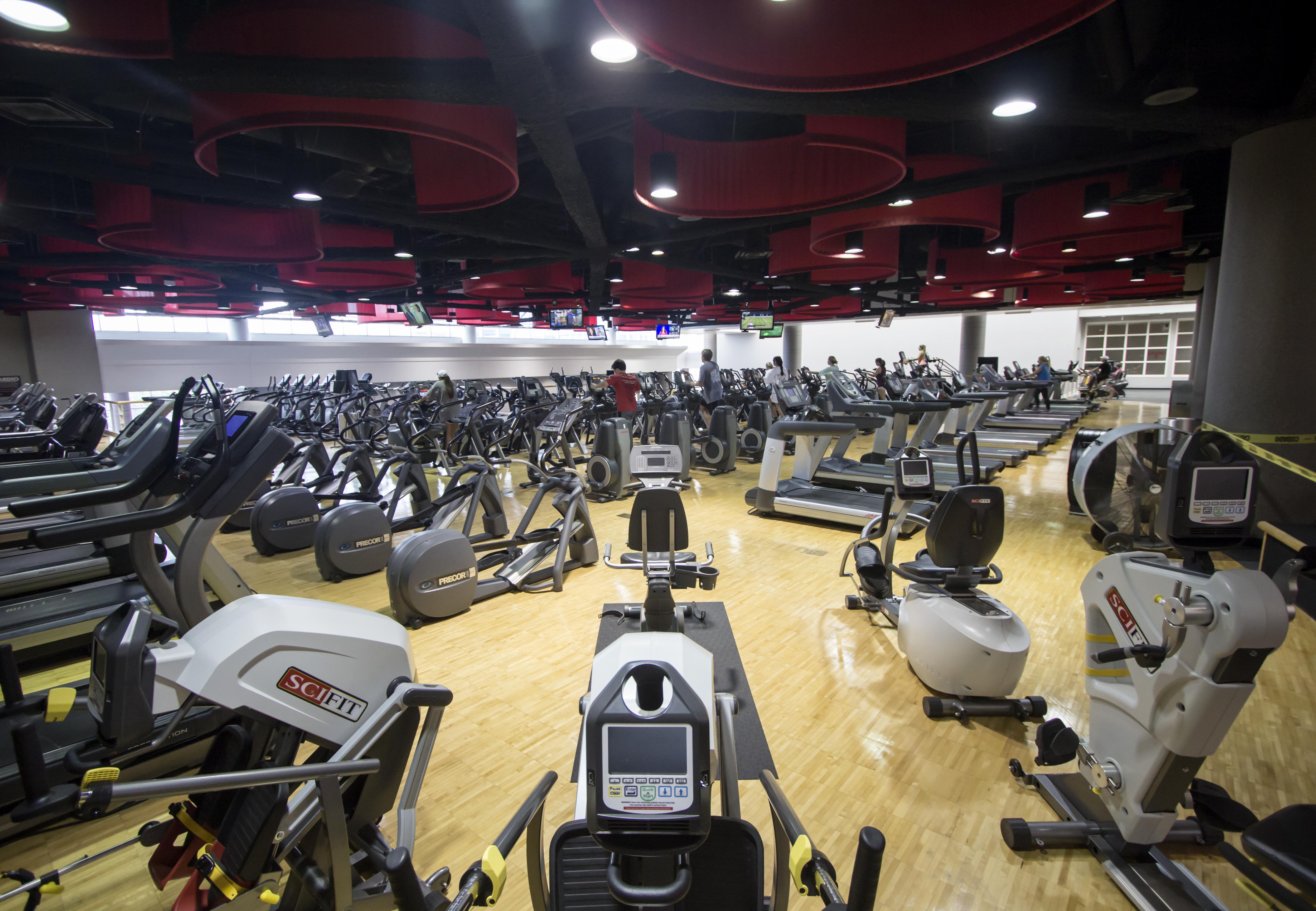 Alabama gym anotherhackedlife