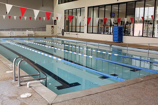 Aquatic Facilities University Recreation
