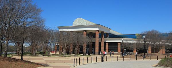 SRC-Main Entrance