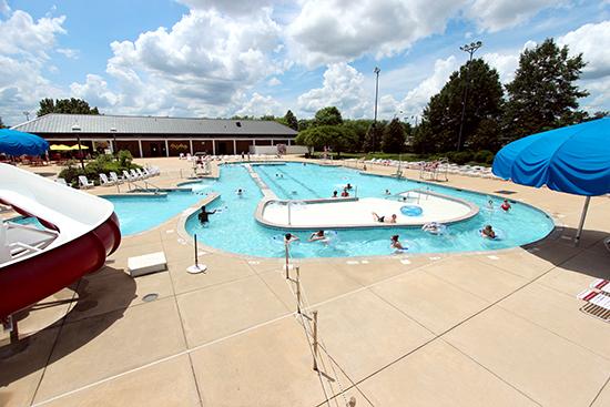 SRC-Outdoor Pool Complex