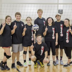 Indoor Volleyball Champions