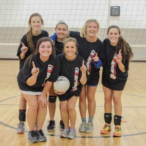 Indoor Volleyball Champions