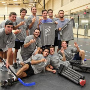 Floor Hockey Champions