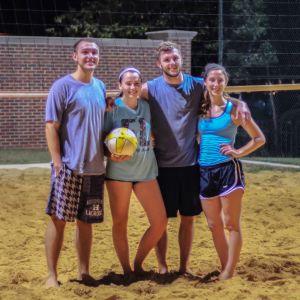 Sand Volleyball Champions