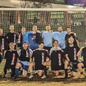 Outdoor Soccer Champions