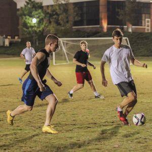 Outdoor Soccer
